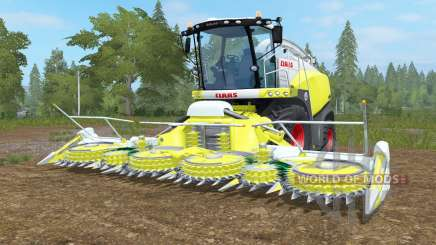 Claas Jaguar 840-870 dual wheels for Farming Simulator 2017