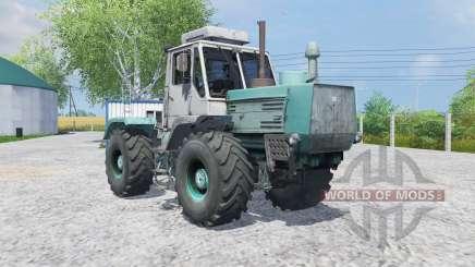 T-150K MoreRealistic for Farming Simulator 2013