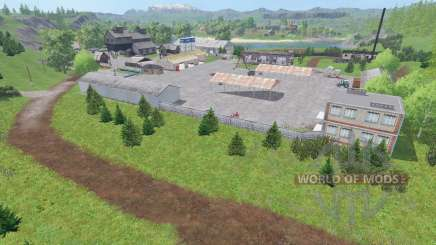 Valley Of The Altai for Farming Simulator 2015