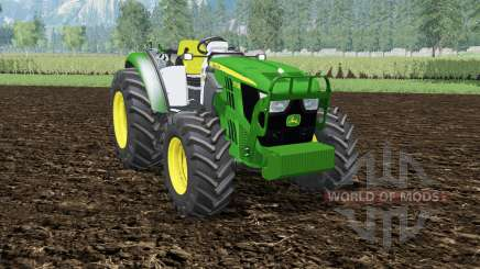 John Deere 5115M front loader for Farming Simulator 2015