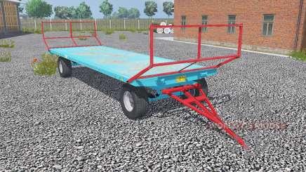 Lambert RBR 8 turquoise for Farming Simulator 2013