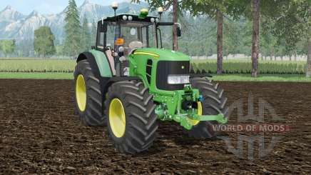 John Deere 6930 Premium front loadᶒᶉ for Farming Simulator 2015