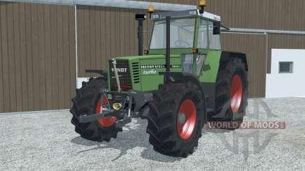 Fendt Favorit 615 LSA Turbomatik goblin for Farming Simulator 2013