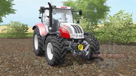Steyr 4110&4130 Profi for Farming Simulator 2017