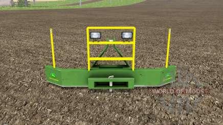 Frontgewicht John Deere for Farming Simulator 2017