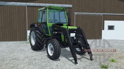 Deutz-Fahr D 6207 C for Farming Simulator 2013