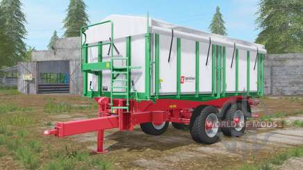 Kroger Agroliner TKD 302 athens gray for Farming Simulator 2017