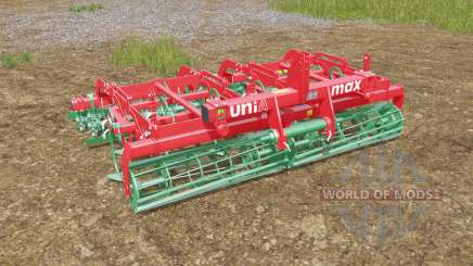Unia Max 4H for Farming Simulator 2017