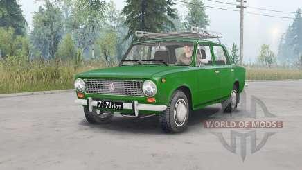 VAZ-2101 Zhiguli for Spin Tires