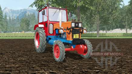 Universal 651 crayola orange for Farming Simulator 2015