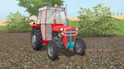 IMT 539 coral red for Farming Simulator 2017