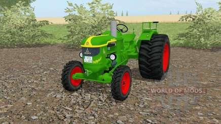Deutz D 40S islamic greeꞑ for Farming Simulator 2017