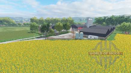 Rosedale Farm for Farming Simulator 2015