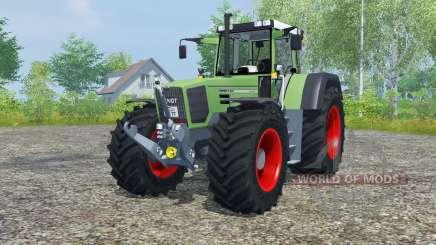 Fendt Favorit 824 turbo shift fruit salaɖ for Farming Simulator 2013