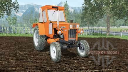 Universal 650 dynamic exhausting system for Farming Simulator 2015