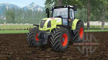 Claas Arion 620 booger busteɽ for Farming Simulator 2015