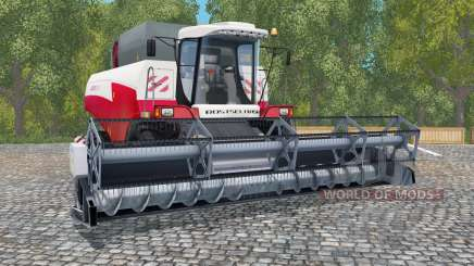 Acros 530 bright red for Farming Simulator 2015