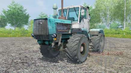 T-150K turquoise color for Farming Simulator 2013