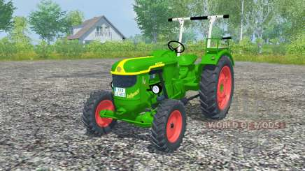 Deutz D 40S islamic green for Farming Simulator 2013