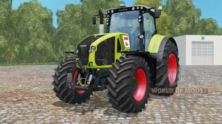 Claas Axion 950 rio grande for Farming Simulator 2015