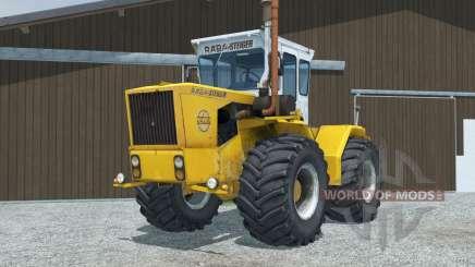Raba-Steiger 250 MoreRealistic for Farming Simulator 2013