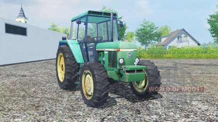 John Deere 3030 MoreRealistic for Farming Simulator 2013