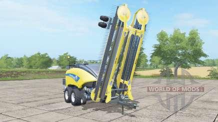 New Holland BigBaler 1290 Nadal R90 telescopic for Farming Simulator 2017