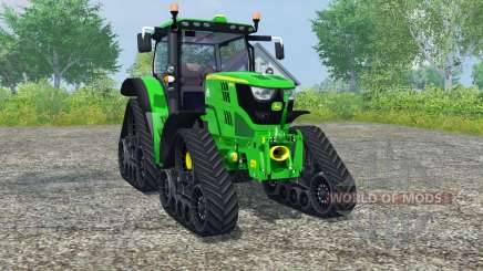 John Deere 6150R track systems for Farming Simulator 2013