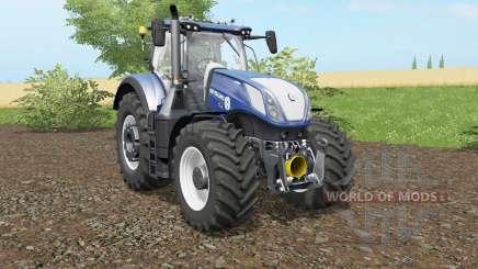 New Holland T7.290&T7.315 Heavy Dutỿ for Farming Simulator 2017