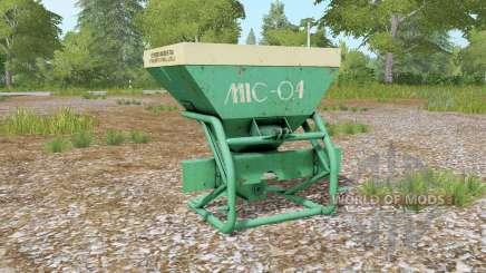 MIC 0.4 for Farming Simulator 2017