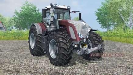 Fendt 936 Vario MoreRealistic for Farming Simulator 2013
