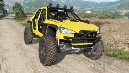 Hirochi Sunburst Rock Crawler v0.1 for BeamNG Drive