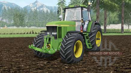 John Deere 7710&7810 may green for Farming Simulator 2015