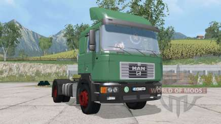 MAN F2000 for Farming Simulator 2015