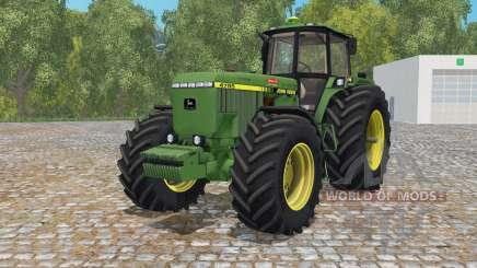 John Deere 4755 EU version for Farming Simulator 2015
