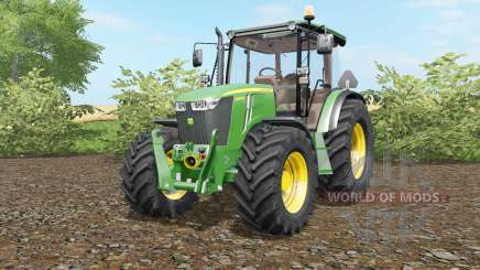 John Deere 5085M FL console for Farming Simulator 2017