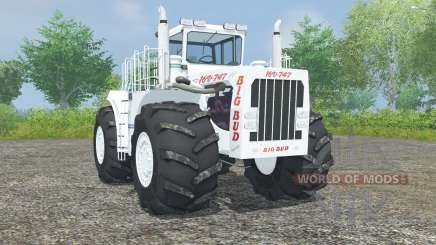 Big Bud 16V-747 white for Farming Simulator 2013