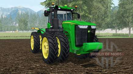 John Deere 9410R for Farming Simulator 2015