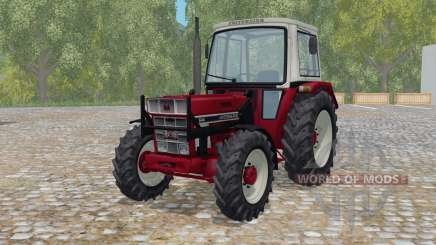 International 644 A FL console for Farming Simulator 2015