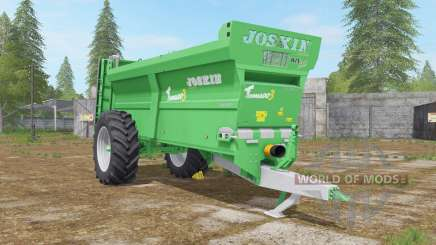 Joskin Tornado3 T6516-19V for Farming Simulator 2017