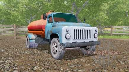 GAZ-53 truck for Farming Simulator 2017