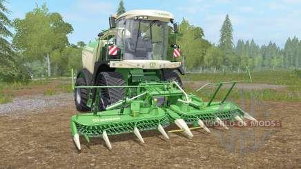 Krone BiG X 580 crawleᶉ for Farming Simulator 2017