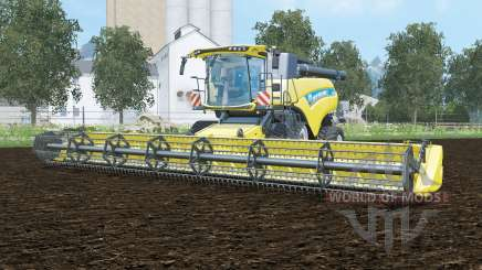 New Holland CR10.90 dandelioꞑ for Farming Simulator 2015