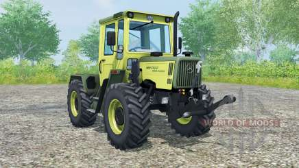 Mercedes-Benz Trac 900 Turbo FL console for Farming Simulator 2013