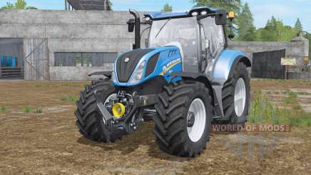 New Holland T6.145〡T6.165〡T6.175 for Farming Simulator 2017