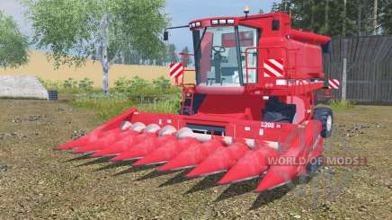Case IH Axial-Flow 2388 red salsa for Farming Simulator 2013