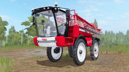 Agrifac Condor ruddy for Farming Simulator 2017