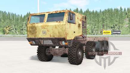 BigRig Truck v1.1.6 for BeamNG Drive