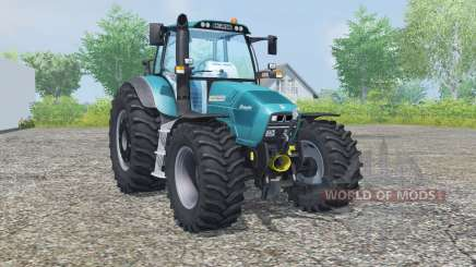 Lamborghini R6.135 VRT munsell blue for Farming Simulator 2013