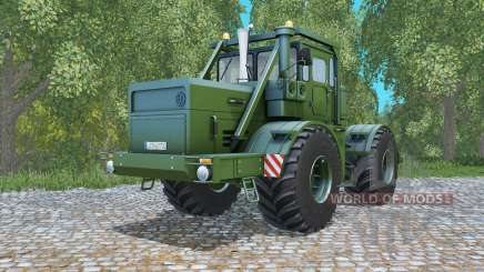 Kirovets K-700A dark olive green for Farming Simulator 2015